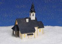 Lichtkirche KIRCHE in den BERGEN