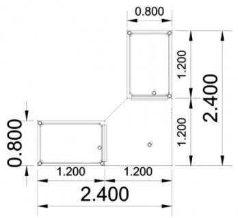 Schreibtischkombination H7 - Vorschau 2