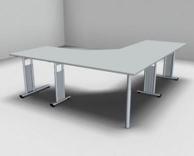 Schreibtischkombination GT3 - Vorschau 3