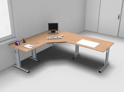 Schreibtischkombination GT3