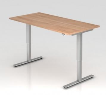 Schreibtisch VXM 160 cm elektrisch höhenverstellbar - Vorschau 2