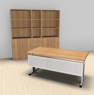 Komplettbüro O4 Büromöbel - Vorschau 4