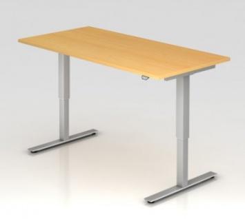Schreibtisch VXM 160 cm elektrisch höhenverstellbar
