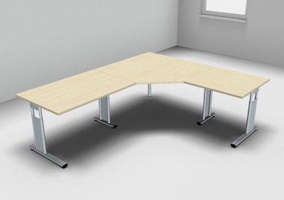 Schreibtischkombination GT3 - Vorschau 2