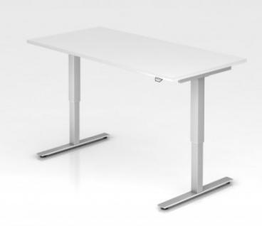 Schreibtisch VXM 160 cm elektrisch höhenverstellbar - Vorschau 3