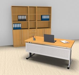 Komplettbüro O4 Büromöbel - Vorschau 2