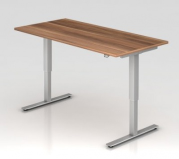 Schreibtisch VXM 160 cm elektrisch höhenverstellbar - Vorschau 4