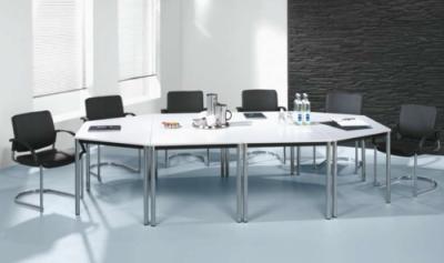 Besprechnungstisch Dortmund 4teilig Konferenztisch vh-bueromoebel