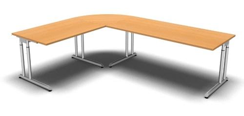 Schreibtischkombination Z6 - Vorschau 3