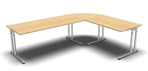 Schreibtischkombination Z6 - Vorschau 2