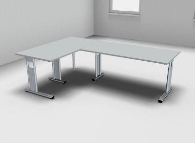 Schreibtischkombination GS6