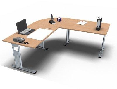 Schreibtischkombination GS15