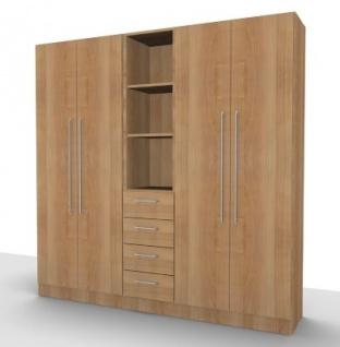 Büro Schrankwand Multi 3 Aktenschrank Büroschrank - Vorschau 3