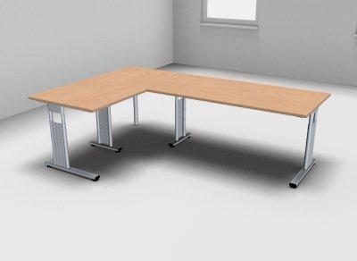 Schreibtischkombination GS6 - Vorschau 2