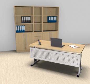 Komplettbüro O4 Büromöbel