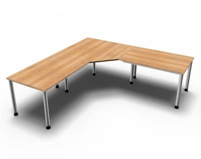Schreibtischkombination H7 - Vorschau 3