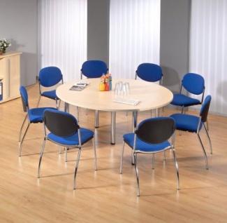 Konferenztisch Köln rund Meetingtisch Besprechnungstisch