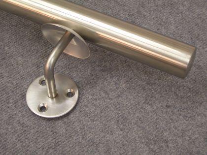 Handlauf - Edelstahl D 33 jede Länge lieferbar - Vorschau 2