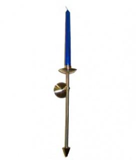 Kerzenhalter Edelstahl Kerzenständer - Vorschau 2