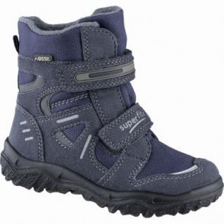 Superfit Jungen Winter Synthetik Gore Tex Boots ocean, Warmfutter, warmes Fußbett, 3739144/37