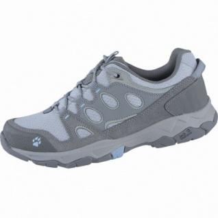 Jack Wolfskin MTN Attack 5 Low W Damen Leder Mesh Outdoor Schuhe water, atmungsaktives Polyesterfutter, 4438163