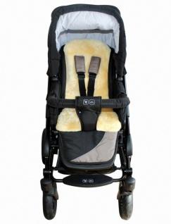 Baby Lammfellauflage 30 mm geschoren, für Tragschale, Buggy, Kinder Autositz,...