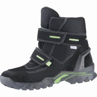 Ricosta Norman Jungen Winter Thermo Tex Boots schwarz, Warmfutter, warmes Fußbett, 3739191/40