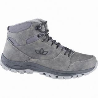 Lico Motala Herren Synthetik Winter Trekking Boots grau, Warmfutter, warme Einlegesohle, 2539109/44