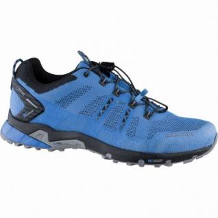 Mammut T Aegility Low GTX Men Herren Textil Trekking Schuhe atlantic, Gripex Tri Traction-Laufsohle, 4439148/7.5