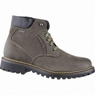 Josef Seibel Chance 39 Herren Leder Winter Tex Boots vulcano, 13 cm Schaft, Warmfutter, warmes Fußbett, 2541156