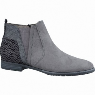 Soft Line cooel Damen Synthetik Boots graphit, Extra Weite H, leichtes Kaltfutter, Soft Line Fußbett, 1737102/37