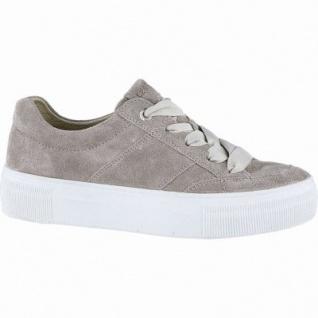 Legero coole Damen Leder Komfort Sneakers powder, Legero Leder Fußbett, Komfort Weite G, 1340118
