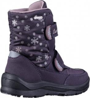 LURCHI Kelly Mädchen Winter Synthetik Boots aubergine, breitere Passform, War... - Vorschau 3