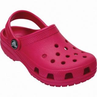 Crocs Classic Kids Mädchen Crocs candy pink, verstellbarer Fersenriemen, 4338119/25-26 - Vorschau 2