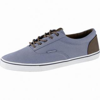 Jack&Jones JFW Vision Mixes SS coole Herren Canvas Sneakers citadel, Textilfutter, Sneaker Laufsohle, 2140116