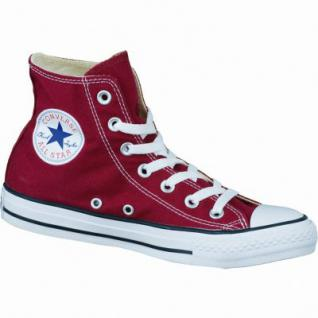 Converse Chuck Taylor All Star High maroon, Damen, Herren Chucks, 423412544.5