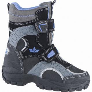 Lico Samuel V Jungen Synthetik Winter Tex Boots grau, Warmfutter, warme Einlegesohle, 4539114