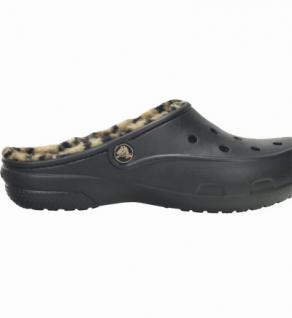 Crocs Classic Lined warme Damen Winter Clogs lavendar, Warmfutter, flexible Laufsohle, 4341106/36-37