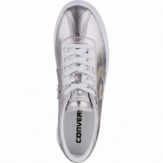 Converse Breakpoint coole Damen Metallic Canvas Sneakers Low rose quartz, Meshfutter, 1239114/36 - Vorschau 2