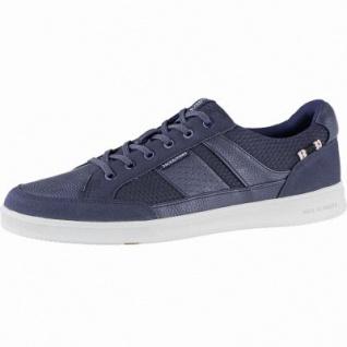 Jack&Jones JFW Rayne coole Herren Synthetik Sneakers navy, Textilfutter, Sneaker Laufsohle, 2140112