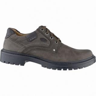 Jomos sportliche Herren Leder Halbschuhe santos, Extra Weite, Lederfutter, herausnehmbares Fußbett, , 2239106