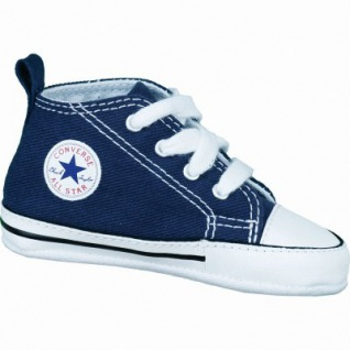 Converse Chuck Taylor All Star First Star High navy, Baby Canvas Chucks blau, 3034102/19