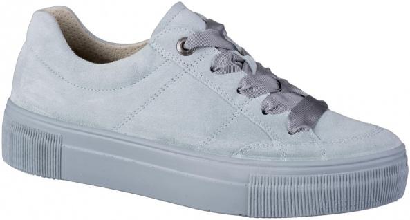 LEGERO Damen Leder Sneakers haze, Comfort Weite G, Leder Fußbett