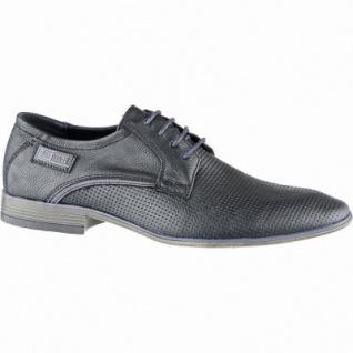 TOM TAILOR sportliche Herren Synthetik Sommer Boots black, Tom Tailor Laufsohle, Tom Tailor Decksohle, 2140131/42