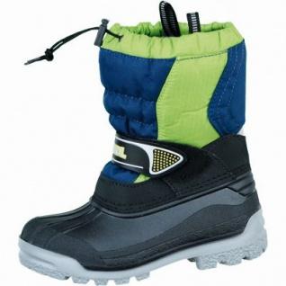 Meindl Snowy 3000 Mädchen, Jungen Mesh Winter Boots grün, Innenschuh aus Webpelz, 4533130/36
