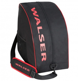 Skischuhtasche, Snowboardtasche, Ski Bootbag schwarz, wasserdichtes PES Geweb...