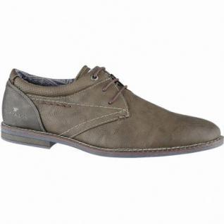 TOM TAILOR coole Herren Synthetik Sommer Boots cognac, Tom Tailor Laufsohle, Tom Tailor Decksohle, 2140129/45