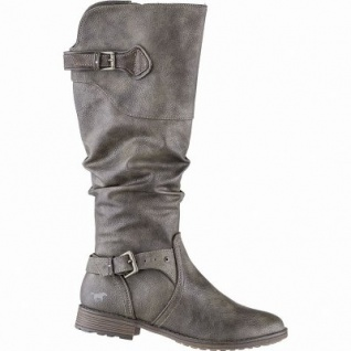 Mustang coole Damen Synthetik Winter Stiefel cigar