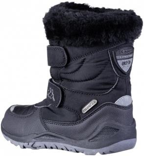 KAPPA Gurli Tex Mädchen Winter Synthetik Boots black, Warmfutter, wasserdicht... - Vorschau 2