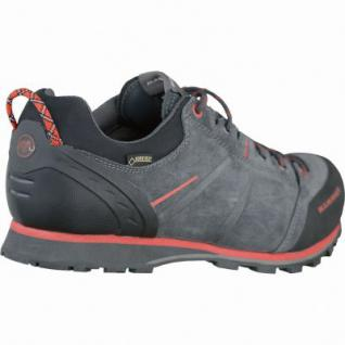 new arrivals becca f0a43 Mammut Wall Guide Low GTX Men Herren Leder Goretex Outdoor Schuhe graphite,  Gripex Approach-Laufsohle, 4437144/7.0